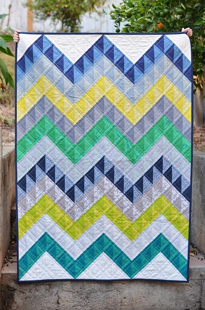 A Ziggity Zag Quilt Kitchen Table Quilting