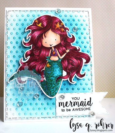 Mermaid to be..