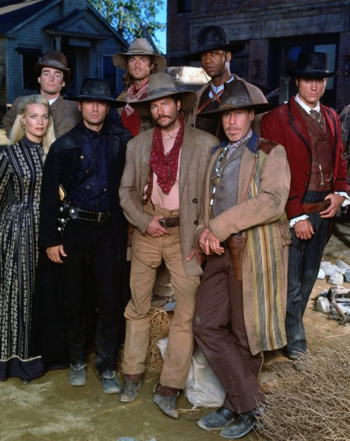The Magnificent Seven - TV Series - Promo Photo 4