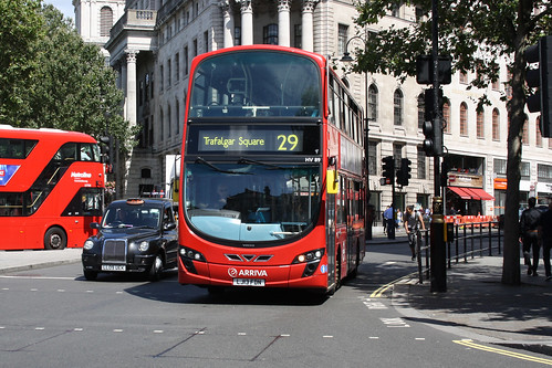 Arriva London North HV89 LJ13FDN