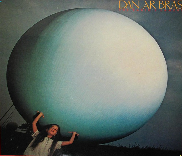 "DAN AR BRAS EARTH'S LAMENT HEXAGONE 12"" LP"