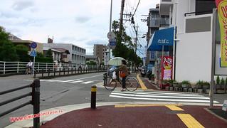 IMG_0520 Hacia el  Fukuoka dome(Fukuoka) 14-07-2010