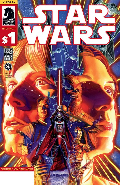 cover Star Wars Dark Horse