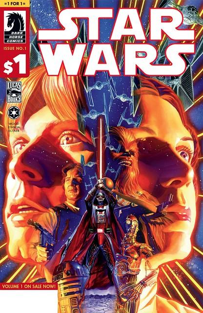 cover Star Wars Dark Horse