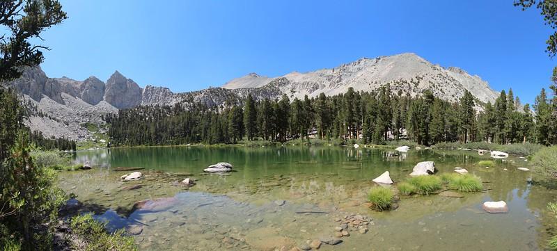 Flower Lake Panorama