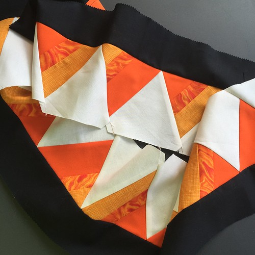 August Quilt Strip
