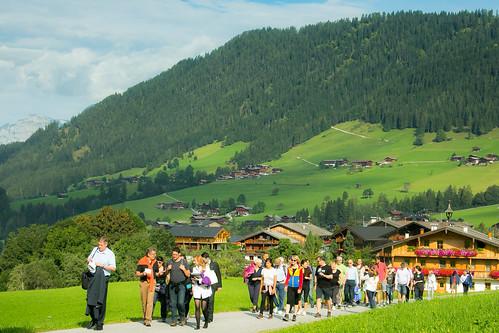 16.08 IIASA at the European Forum Alpbach