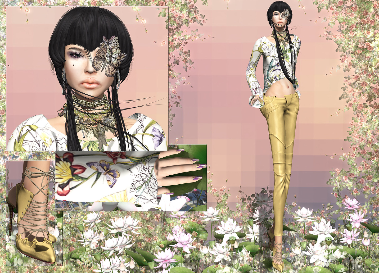 JUMO - Dee Marie Outfit