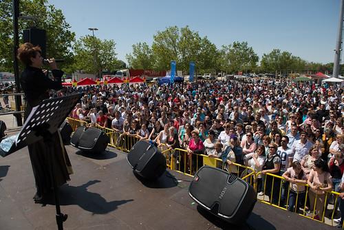 Festivalul Primăverii 22 mai 2016