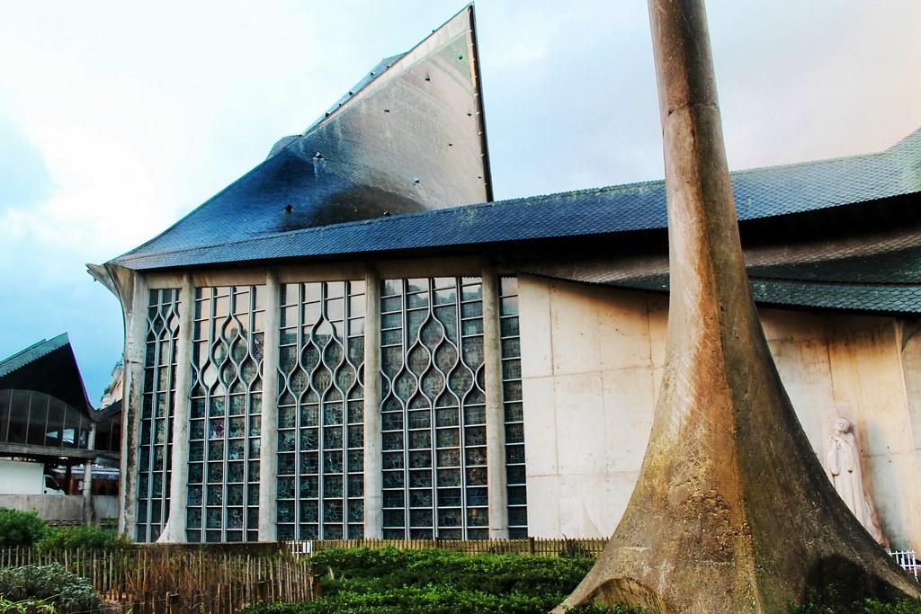 Drawing Dreaming - 10 coisas a fazer num dia em Rouen - Église Jeanne d'Arc