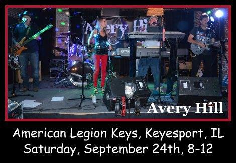 Avery Hill 9-24-16