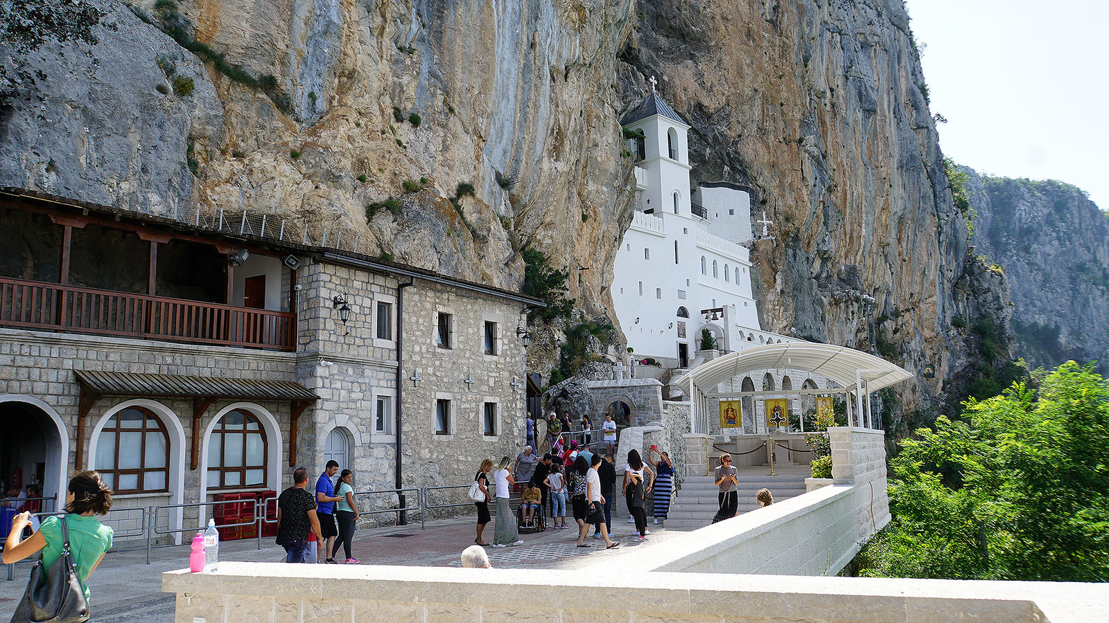 Kloster Ostrog in Montenegro | by maikkregel