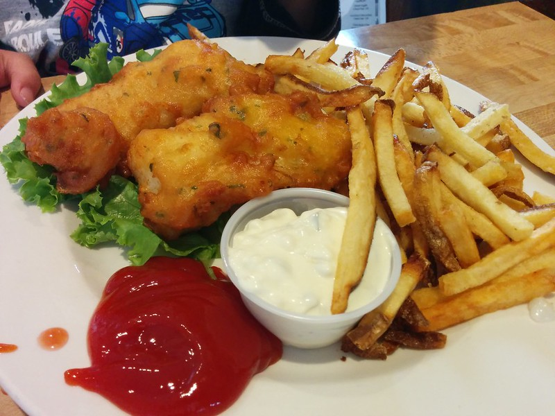 Trinidad Bay Eatery | Fish & chips