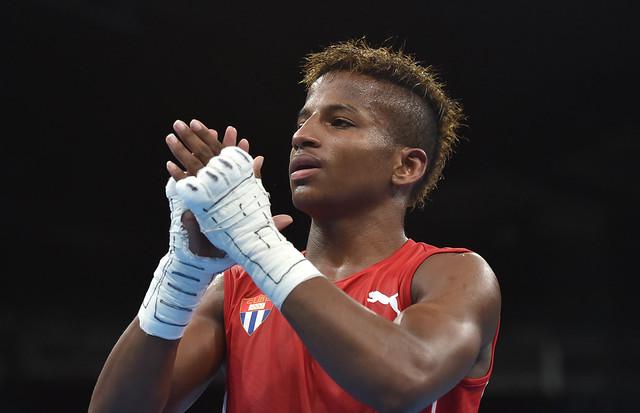 Joahnys Argilagos boxeador cubano