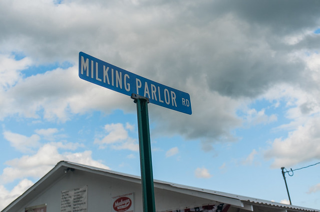 Milking Parlor Rd.