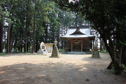 今鹿島神社