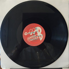 GROOVE B CHILL:HIP HOP MUSIC(RECORD SIDE-A)