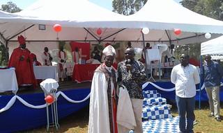 Kenya Consecration