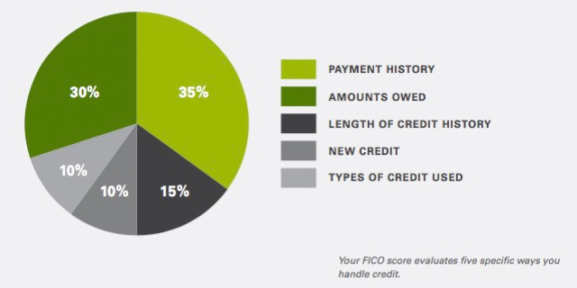 Anatomy of a Credit Score