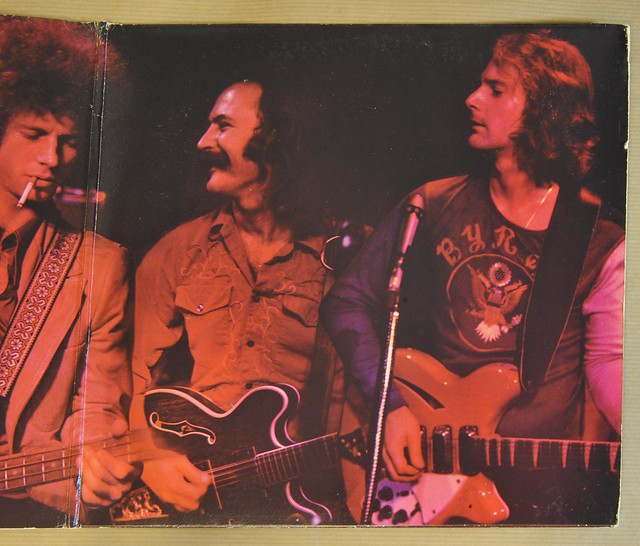 "BYRDS S/T SELF-TITLED GENE CLARK, CHRIS HILLMAN, DAVID CROSBY, ROGER MCGUINN, MICHAEL CLARKE FOC 12"" LP VINYL"