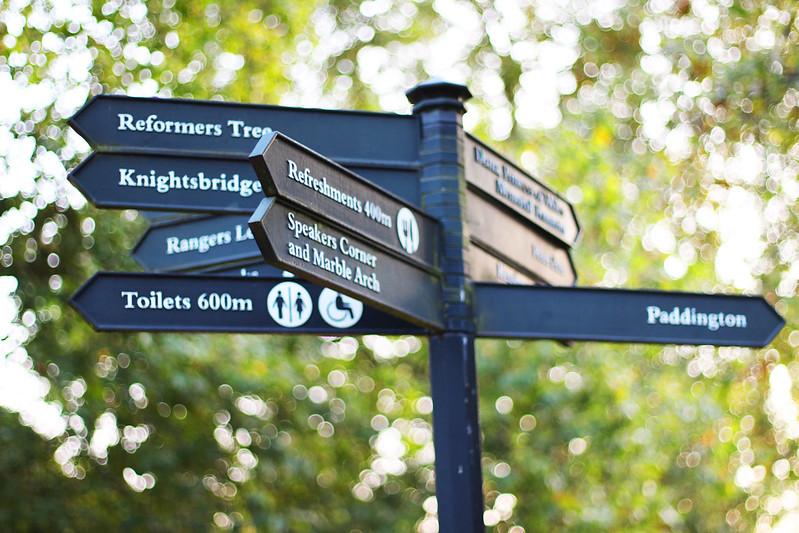 Hyde Park Lontoo 2