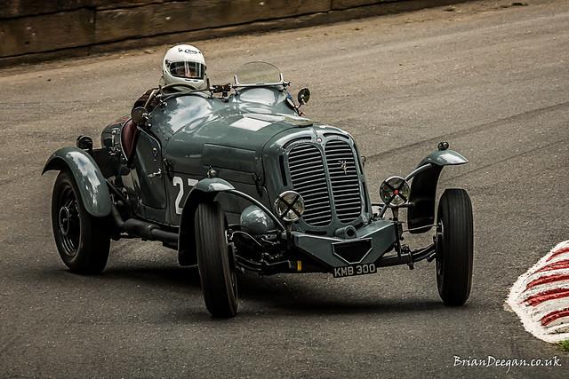 Ballamy Ford V8 Special 1937