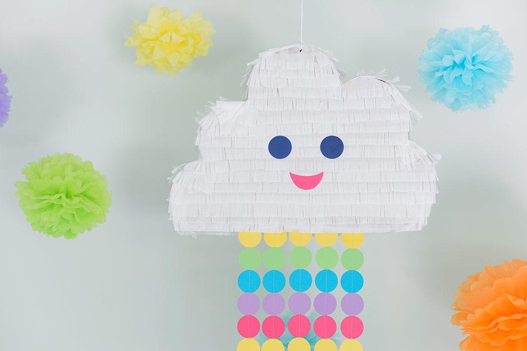 DIY Cloud pinata