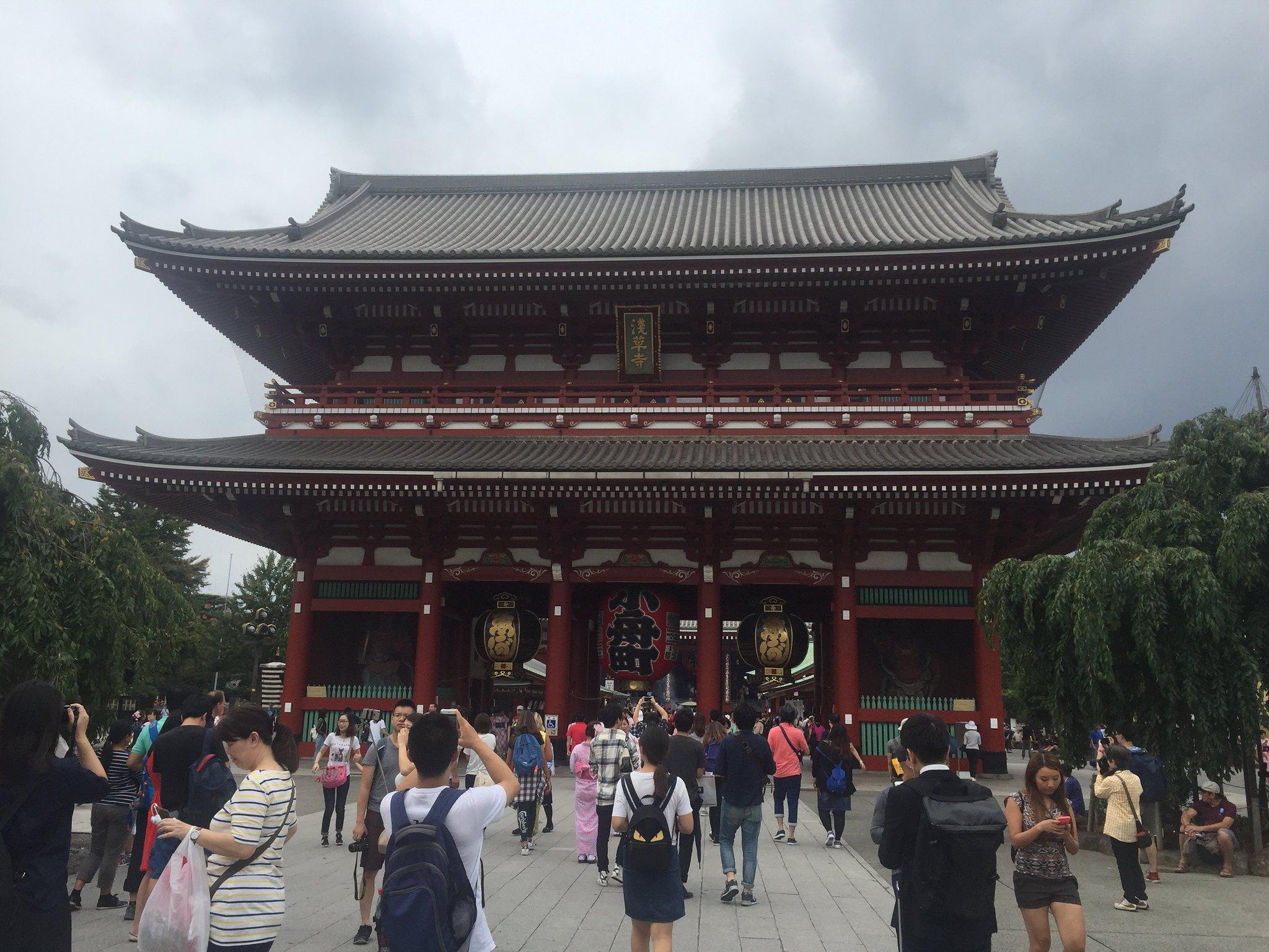Sensojitemplet Tokyo