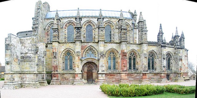 Rosslyn Chapel Full