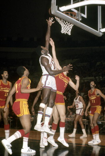 Cavs vs. Knicks 1970 | by Cavs History