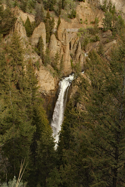 28500552163 242011be46 z Tower Falls: Yellowstone National Park