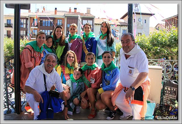 Briviesca Fiestas 2016 Bajada de las blusas  (13)