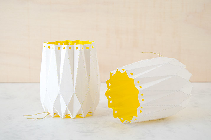 DIY Portavelas de origami · DIY Origami candle holder · Fábrica de Imaginación · Tutorial in Spanish