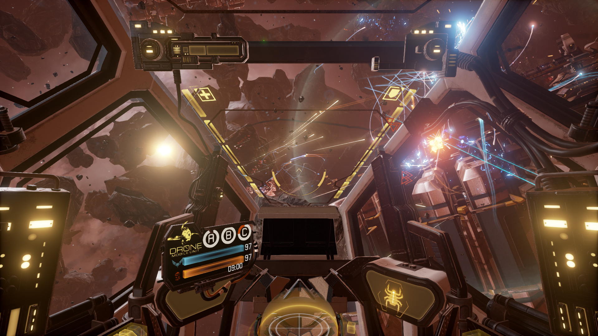 Everything you need to know about EVE: Valkyrie on PlayStation VR