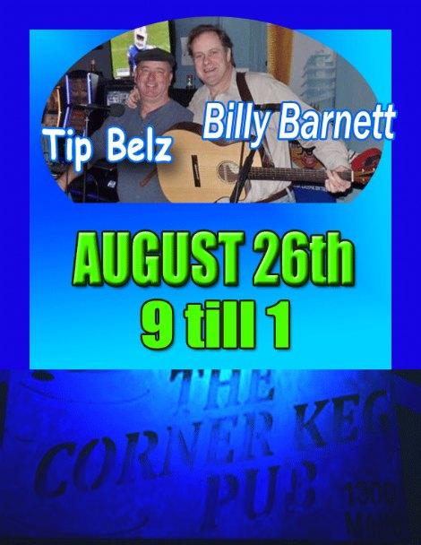 Billy & Tip 8-26-15