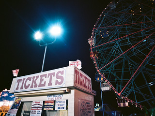 oh, coney | by jillysp
