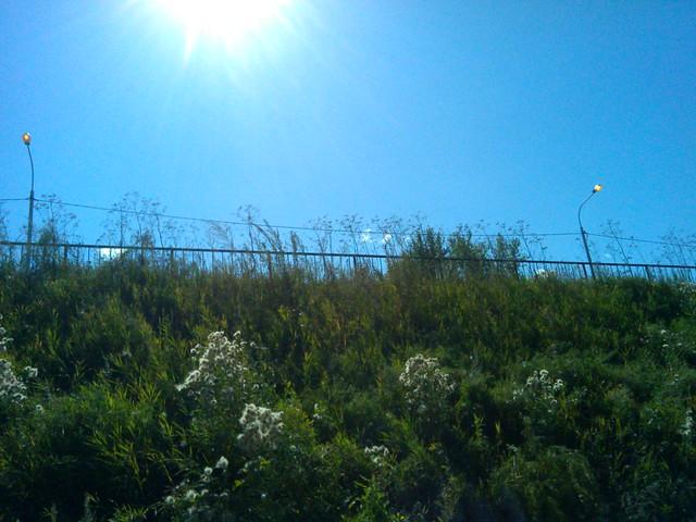 ЖКХ Искитима против Солнца (9)