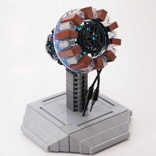 Lego Arc Reactor | by Mr.Attacki