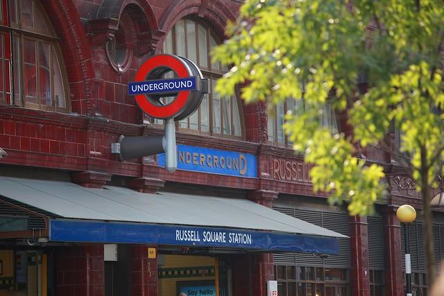 Bloomsbury - IOE's locality