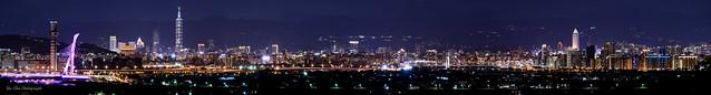 台北市全景