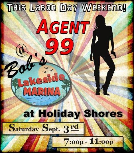 Agent 99 9-3-16