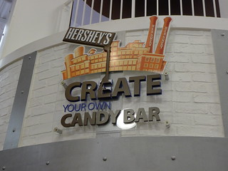 Hershey's Create Your Own Candy Bar | by cybele-
