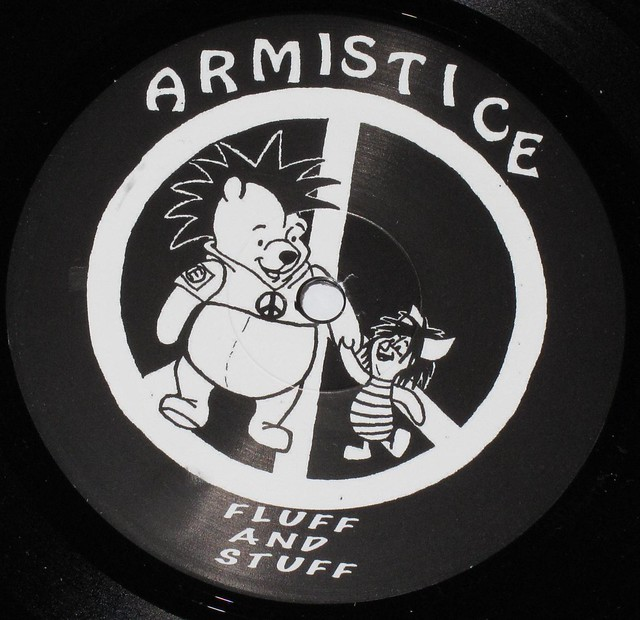 "ARMISTICE FLUFF AND STUFF, THE EP'S AND THE EARLY YEARS 12"" LP"
