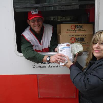 Hurricane Sandy - Staten Island 2012 | by American Red Cross