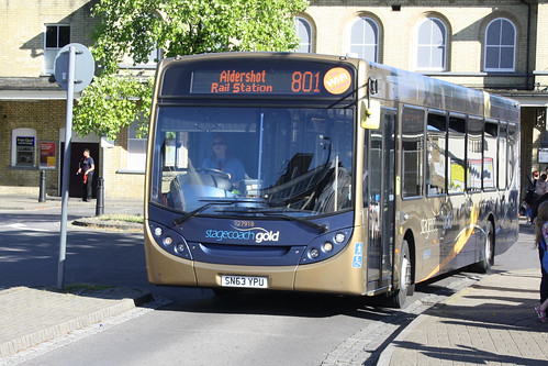 Stagecoach South 27918 SN63YPU