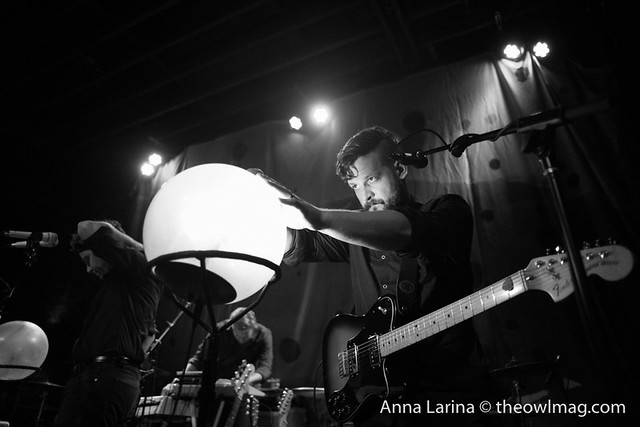 Royal Canoe @ the Hi Hat, LA 9/23/2016