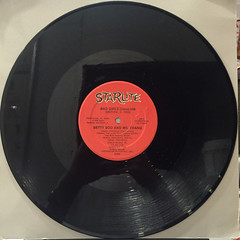 BETTY BOO AND MS. THANG:BAD GIRLS(RECORD SIDE-A)