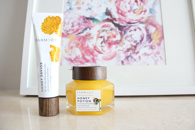 Farmacy Honey Potion Mask and Honey Savior Repair Salve review