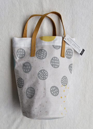 new bucket totes | by leslie.keating