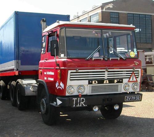 tractora Daf 1970